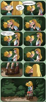 jungle - page 3 by speakfriendaandenter