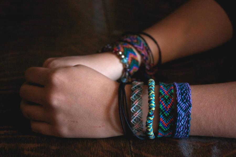 how to get skinny wrists