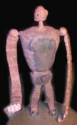 Laputa Robot Sculpt 4A by Grayhair