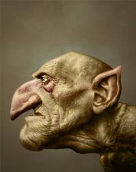 Old Goblin by MisteryCat