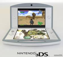 Nintendo 3DS by emanon01