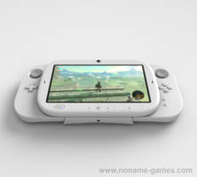 Concept NX Portable mod (old 3d Fusion DS white) by emanon01