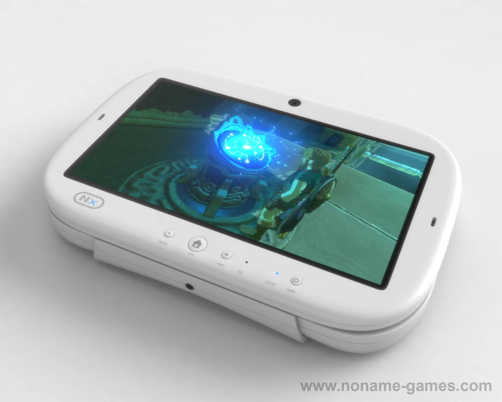 NX concept/fanmade (tablette mod) by emanon01