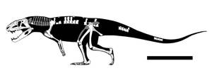 Triassic tyrant by GetAwayTrike