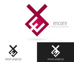 encore logotyp by encore13