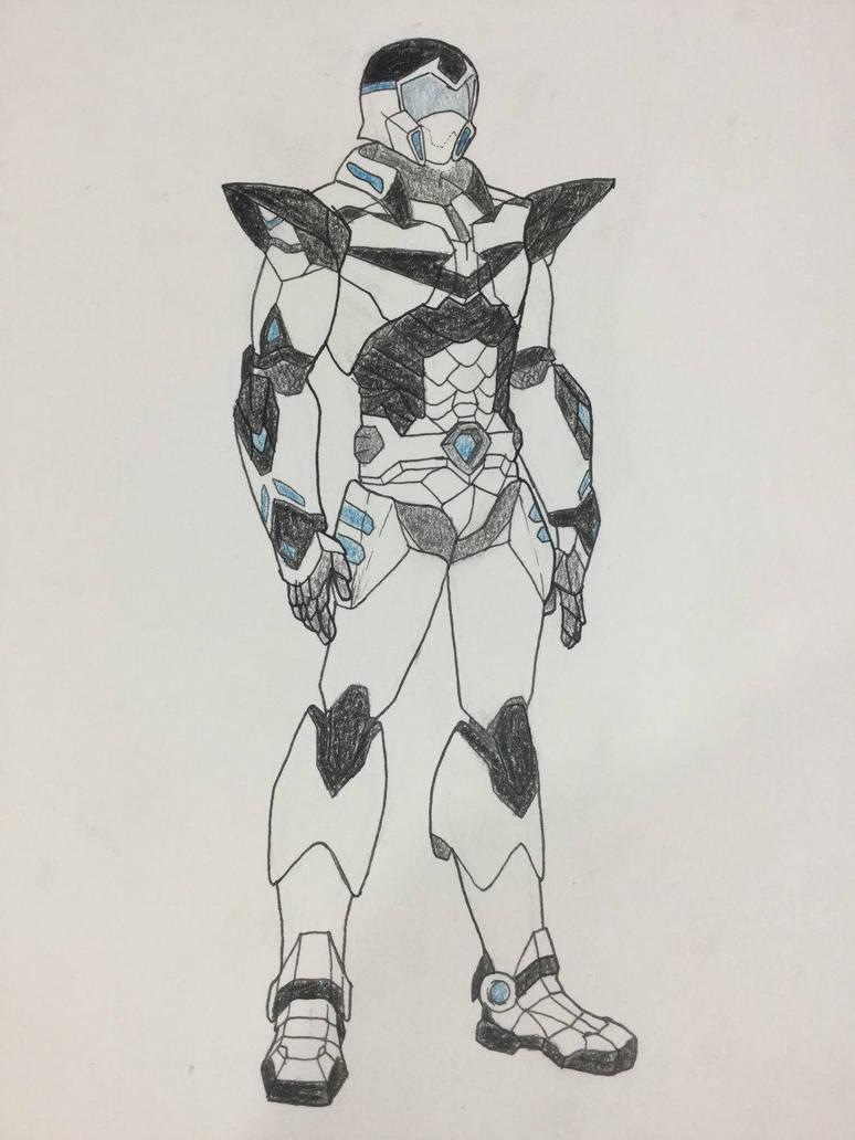 Voltron: Legendary Defender Paladin Armor Redesign by OmniWorldImaginator on DeviantArt
