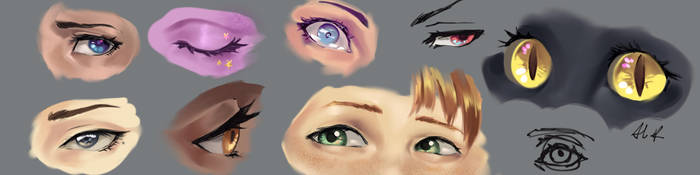 Eyeees by Jeageractive
