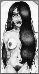 Temborah's Great-Grandmother by SeanPhelan