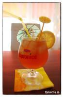 Iced Tea - Strawberry by rebecca17