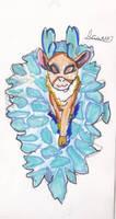 Velvet on ice by Cartoontriper