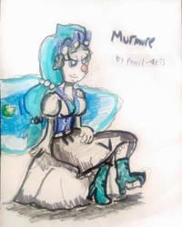 Murmure by Pencil-arts by Cartoontriper