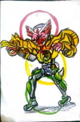 OOO Armor by Cartoontriper