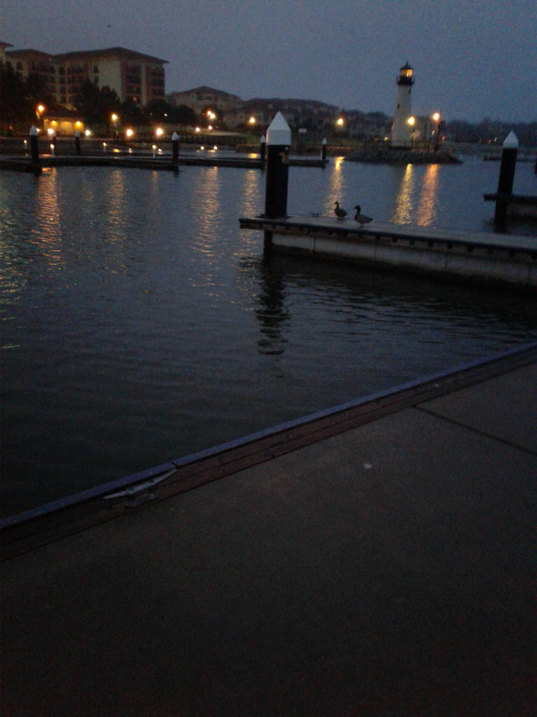 Harbor Lights by autumn-spirit