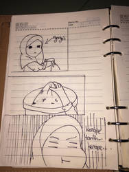 Short comic p.2 by Meowkawaii0064