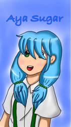 Aya (again! X3) by Meowkawaii0064