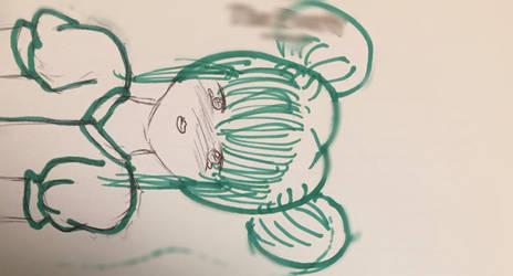 Sketch by Meowkawaii0064