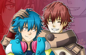 Commiss: AllenChrome by Sakura-Rose12