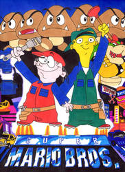 Ed, Edd n Eddy (Super Mario Bros.) - Movie by jajuruns90rebels