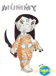Lilo as Ahmanet (The Mummy) (Lilo+Stitch) by jajuruns90rebels