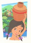 Shanti (The Girl) - (The Jungle Book) (Disney) by jajuruns90rebels