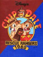 Chip 'n' Dale Rescue Rangers by jajuruns90rebels
