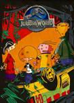Ed, Edd n Eddy (Jurassic World) by jajuruns90rebels