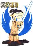 Double D as Obi-Wan Kenobi (Ed, Edd n Eddy) by jajuruns90rebels
