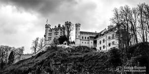 Schloss Hohenschwangau by klapouch