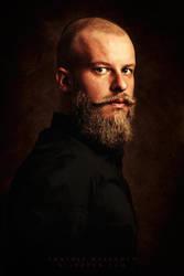 Self-portrait by klapouch