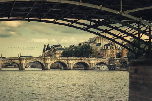 La Seine by klapouch