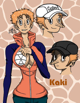 Kaki Two by JayLee2014