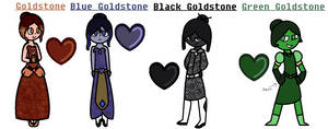 Goldstone by TheUltimateMagikarp