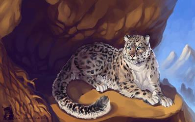 Irbis by Lynx-Catgirl
