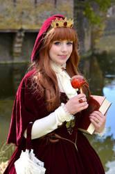 Red Velvet Princess by oasiaris