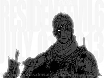 Resident Evil 6 - 1st July 2013 by blackwing-dias