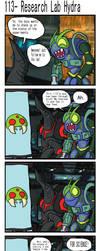 Research Lab Hydra by BrokenTeapot