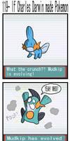 If Charles Darwin made Pokemon by BrokenTeapot