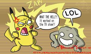 Cartoons are liars by BrokenTeapot