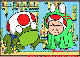 Toad by BrokenTeapot