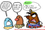 Moles of Nintendo meeting by BrokenTeapot