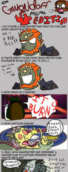 A meme about Ganondorf by BrokenTeapot