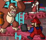 Donkey Kong by BrokenTeapot