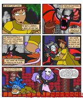 Gafa Belmont's Quest by BrokenTeapot