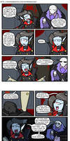 Nosfera pages 5 and 6 by BrokenTeapot