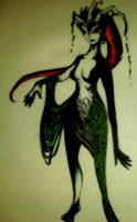 Princess midna concept art by lfijlstra