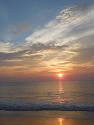 Sunrise 7 by Yvevi
