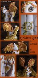 Golden Gaia by Ebethalan