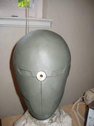 ninja helmet sculpt by JMAGUS
