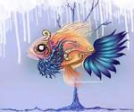 Winter queen by FadwaAngela