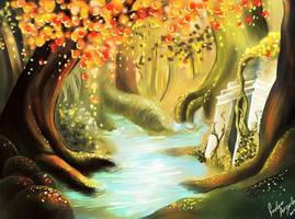 Fall by FadwaAngela